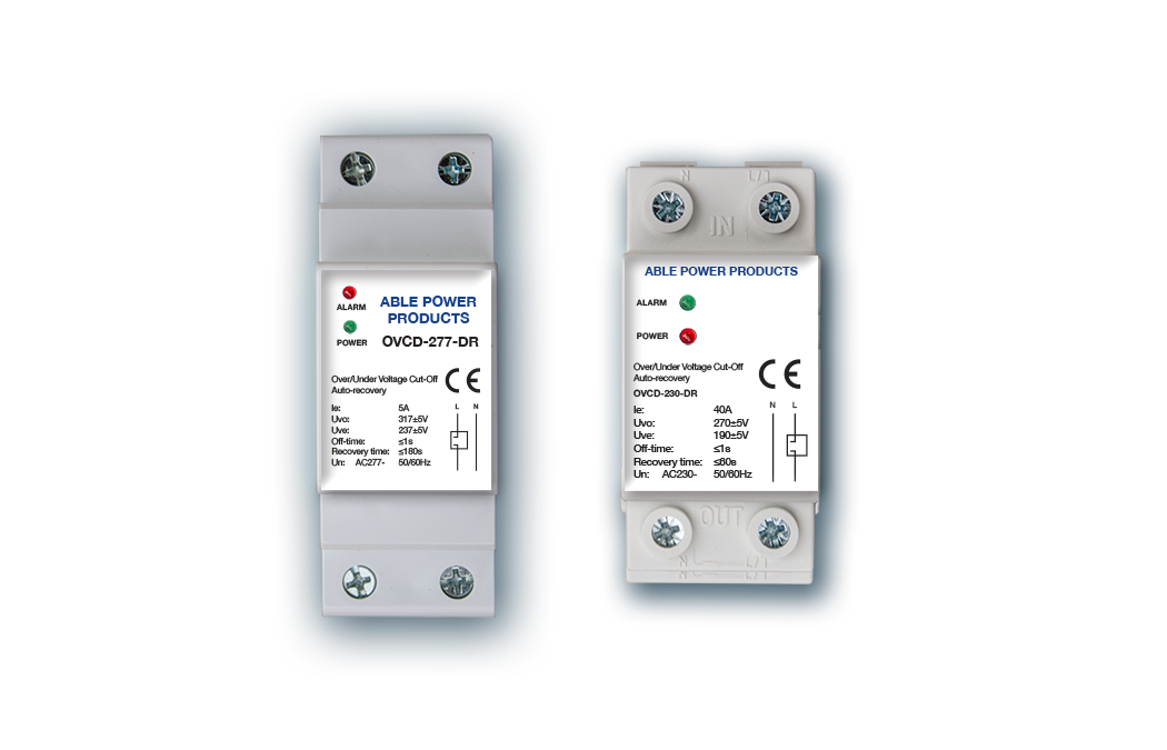 ABLE Power Products Launches SafeRestore Technology for Over Under Voltage Conditions